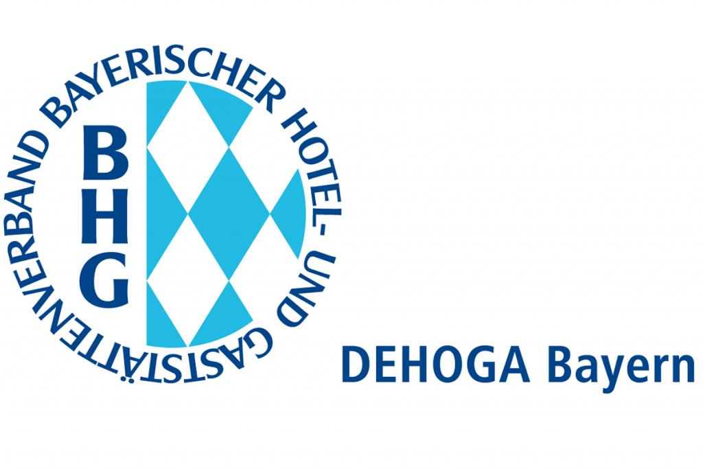 Bayerischer Hotel- und Gaststättenverband DEHOGA Bayern e.V. Logo