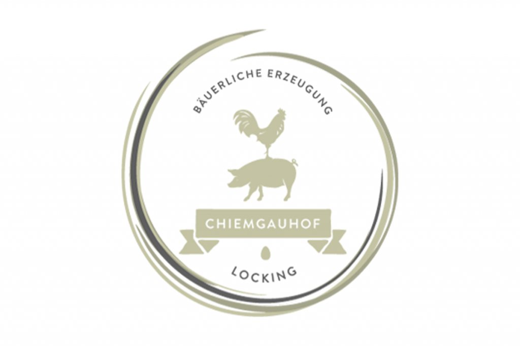 Chiemgauhof Locking Logo