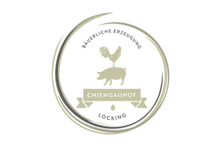 Chiemgauhof Locking Logo
