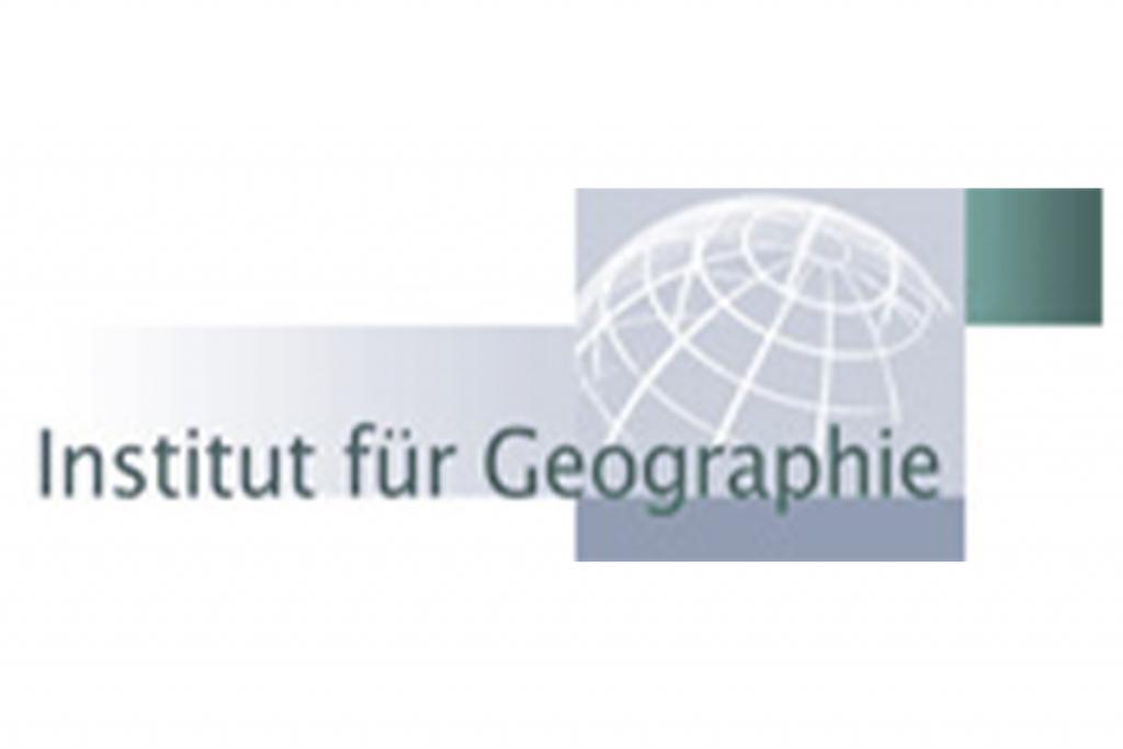 Institut für Geographie; Friedrich-Alexander-Universität Erlangen-Nürnberg Logo