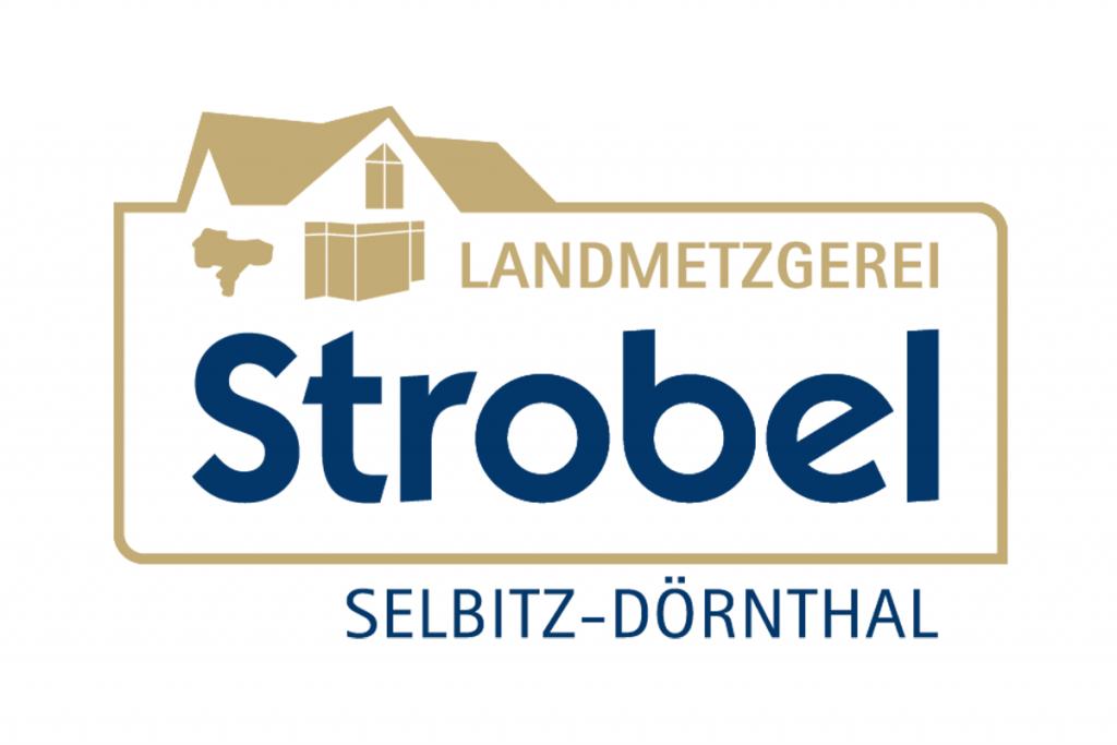 Landmetzgerei und Eventhalle Strobel Logo