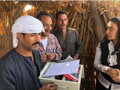 Ägypten Unternehmerreise